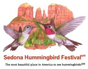 Stay at El Portal Sedona Hotel & Go to the Sedona Hummingbird Festival!