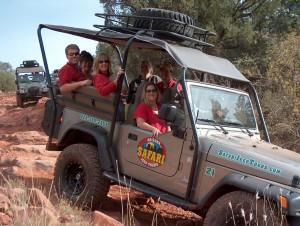 Safari Jeep Tours - El Portal Sedona