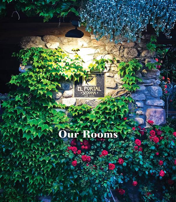 Rooms at Pet Friendly El Portal Sedona Hotel